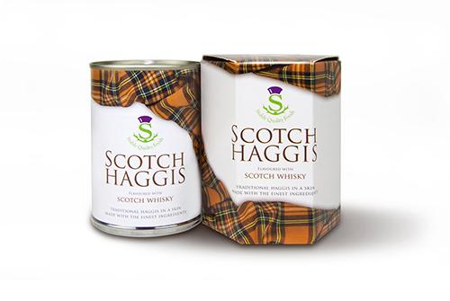 scotch whisky haggis