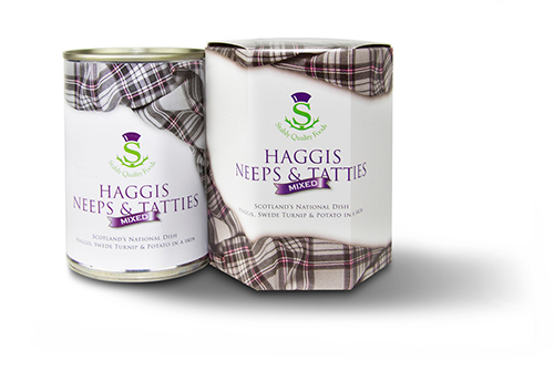 scotch haggis neeps and tatties